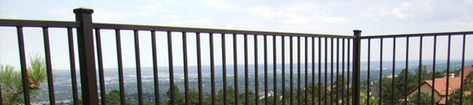 Fortress Railing Systems Header Image