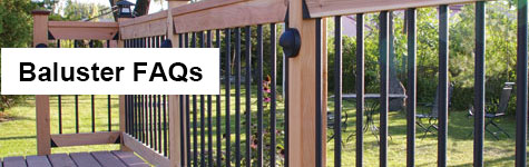 Deck Baluster Guide Header