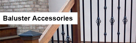 Deck Balusters Accessories