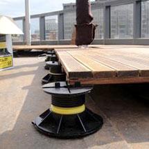 Bison Deck Supports