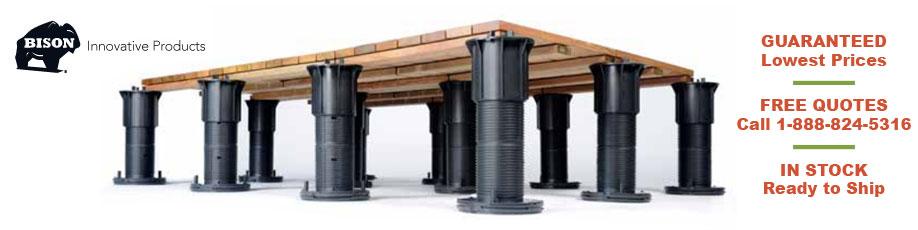Bison Deck Supports Header Image