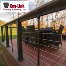 KeyLink Cable Railing