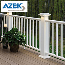 AZEK Premier Rail PVC Railing