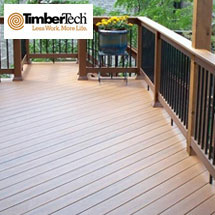 TimberTech Evolutions Rail - Builder Style Composite Railing