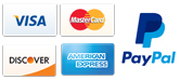 DecksDirect accepts Visa, MasterCard, Discover and American Express