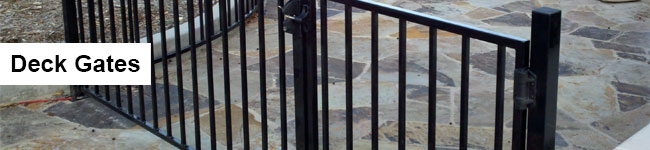 Deck Gates Header Image