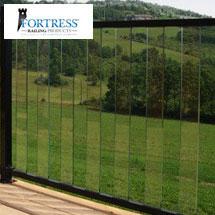 Westbury Veranda Glass Rail System