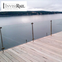 InvisiRail Glass Railing System