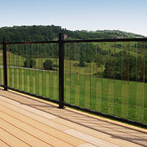 Shop Glass Deck Railing