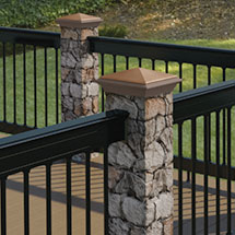 Shop Deck Railing Post Covers & Sleeves
