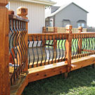 Deck Balusters and Pickets