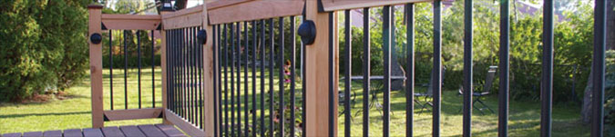 Shop Deck Balusters Header Image