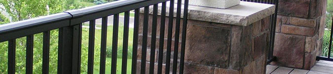 Shop Afco Aluminum Railing Systems Header Image