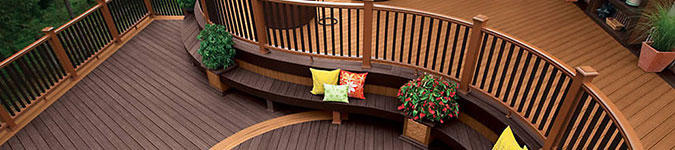 Shop Deck Railing Systems Header Image