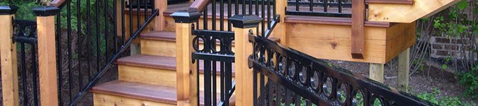 Fortress Iron Railing