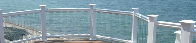 Shop Glass Deck Railing Systems Header Image