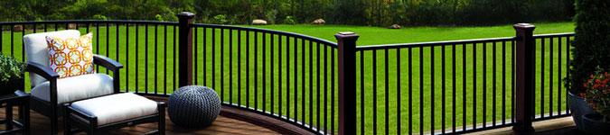 Trex Reveal Aluminum Railing - DecksDirect.com