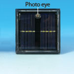 solar light photo eye