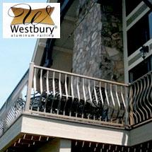 Westbury Montego Deck Railing