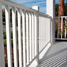 Shop Vinyl Deck Railing