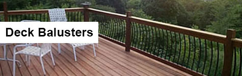 Shop All Deck Balusters