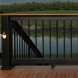 TimberTech Evolutions Rail - Builder Style