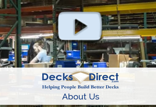 DecksDirect.com's about us and company culture video