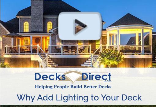 Why Add Deck Lighting