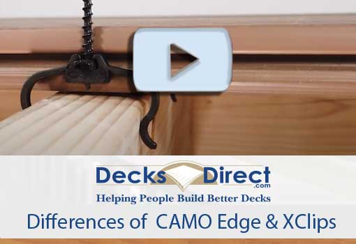 Difference Between CAMO Edge and CAMO EdgeXClips