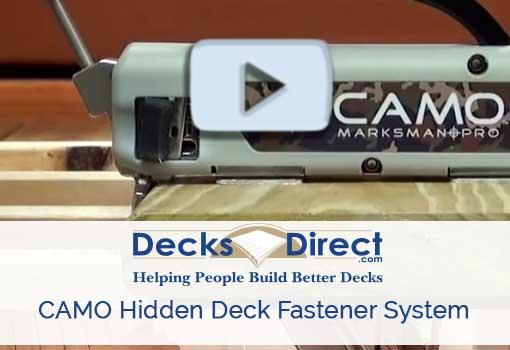 Flat Head Deck Screws