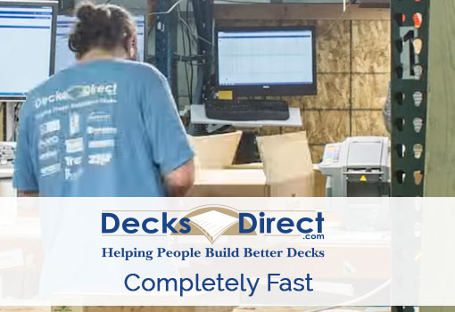 DecksDirect Completely Fast Video