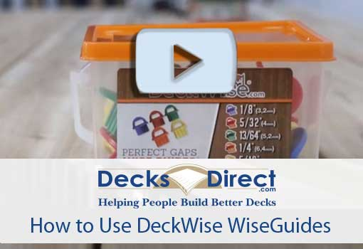 DeckWise Guides Use