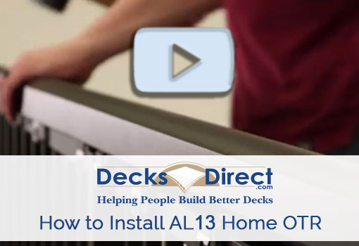 How To Install AL13 Home