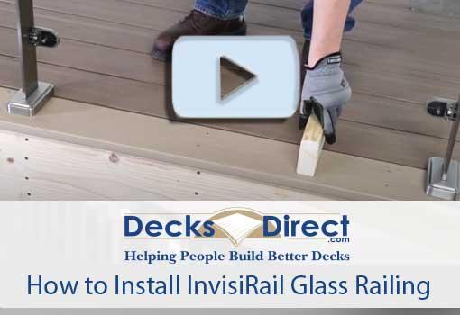 How to Install InvisiRail Glass Railing
