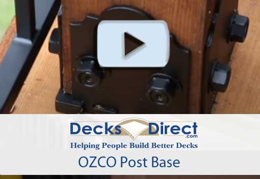 OZCO Post Base Video
