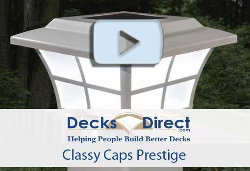 Classy Caps Prestige Post Cap