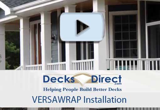 VERSAWRAP by VERTEX Install