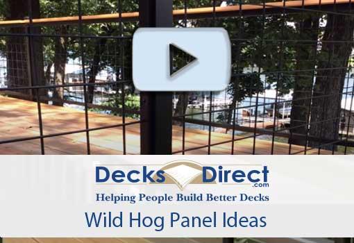 Wild Hog Panel Ideas