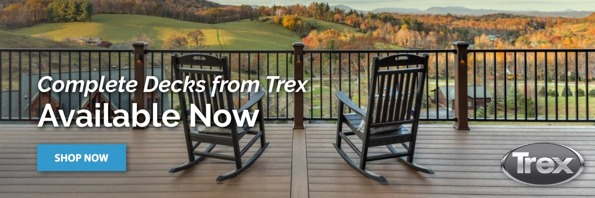 Complete Trex Deck