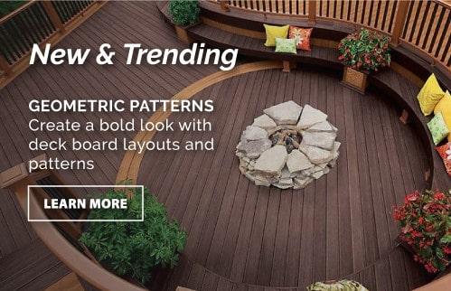 Deck Board Patterns