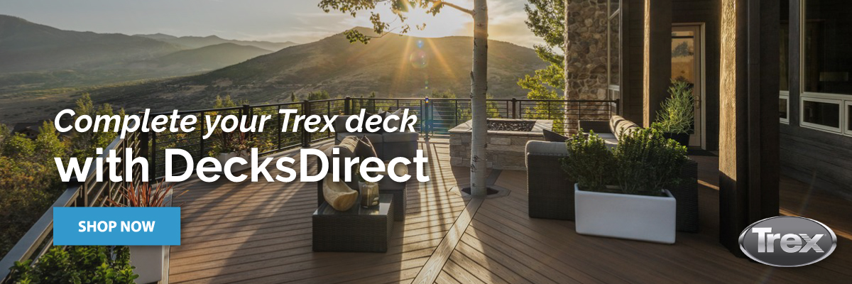 Complete your Trex deck today!
