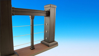 KeyLink Cable Railing System