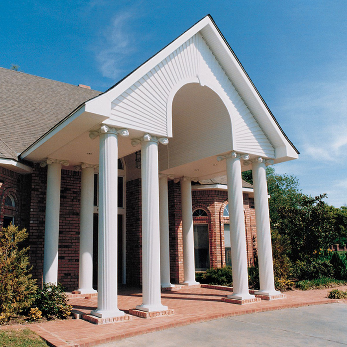 AFCO Aluminum Columns and Wraps Category Image