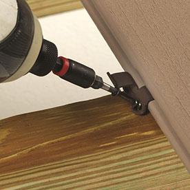 TimberTech Deck Fasteners