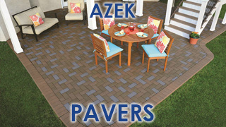 AZEK Pavers from DecksDirect
