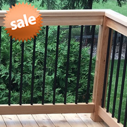 Sale & Closeout Balusters & Railing