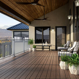 Brown Decking Category Image