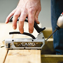 CAMO Hidden Fasteners