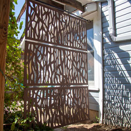 Privacy Screens and Privacy Railing Category Image