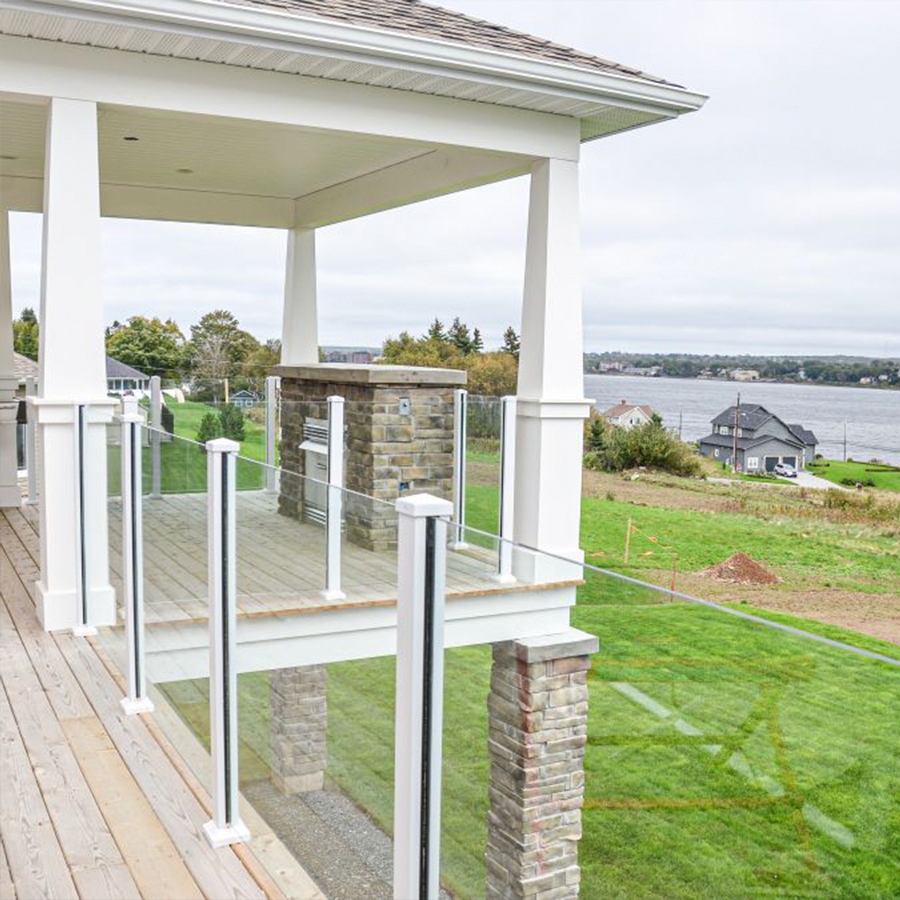 Century Scenic Glass Railing System Category Image